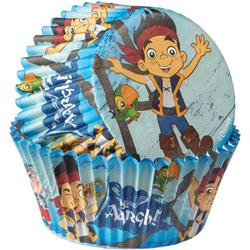 Bulk Buy: Wilton (6-Pack) Standard Baking Cups Jake And The Never Land Pirates 50/Pkg W4152823 NM-150491