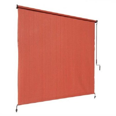 Gale Pacific  Outback 90 Roller Shade 8 x 6 ft., Terracotta (Awning Roller)