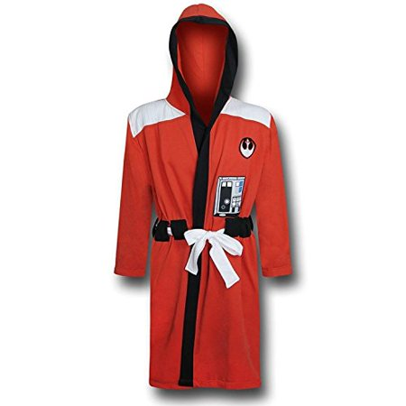 Star Wars Rebel Alliance Adult Sized Costume Bath Robe (L/XL) - Star Wars Robes