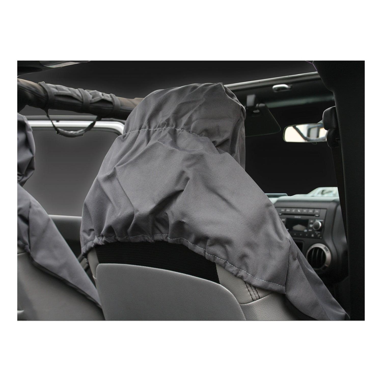 Fabulous Aries 3142 01 Grey Front Seat Defender Grey Spiritservingveterans Wood Chair Design Ideas Spiritservingveteransorg