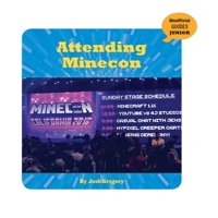 21st Century Skills Innovation Library: Unofficial Guides Ju: Attending Minecon (Paperback)