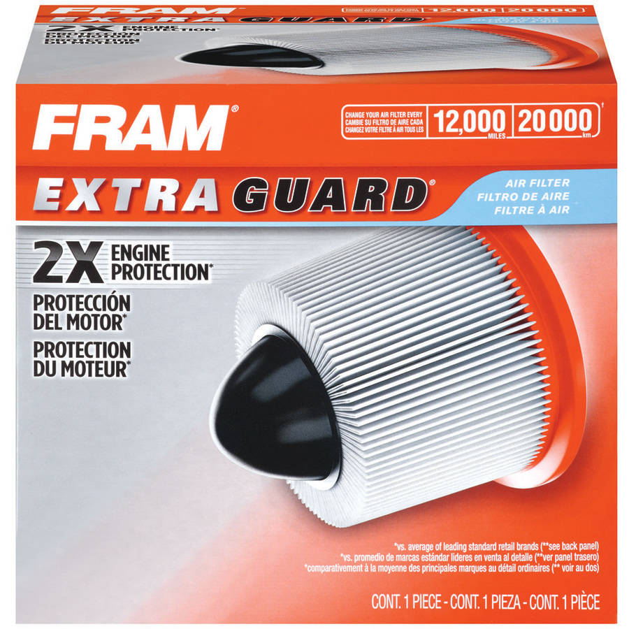 FRAM Extra Guard Air Filter, CA7774
