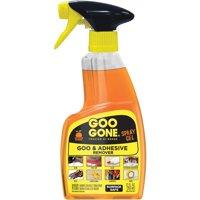 Goo Gone, WMN2096CT, Spray Gel, 6 / Carton, Orange