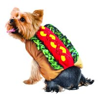 Way to Celebrate Halloween Hotdog Costume For Dogs, Small
