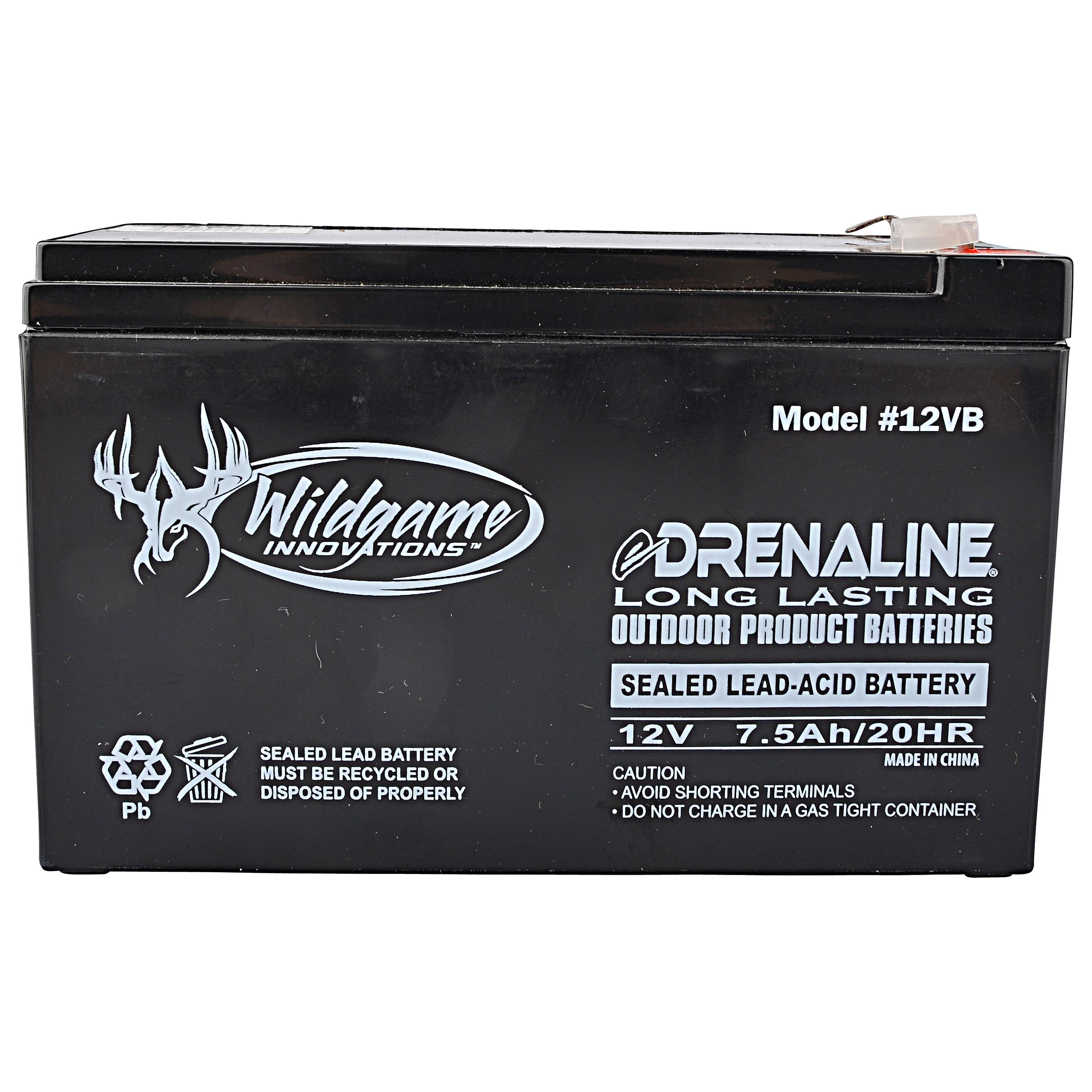 Wildgame Innovations eDrenaline 12 V Sealed Lead Acid Battery