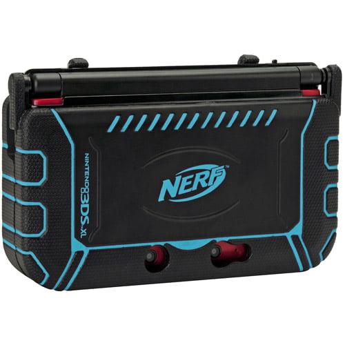3ds Xl Nerf Armor Blue