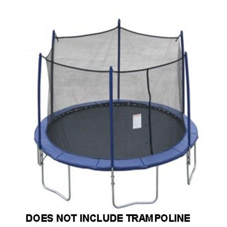 12 Ft. Universal Trampoline Enclosure (Fits Most 12 Ft. Round (Best Deals On Trampolines)