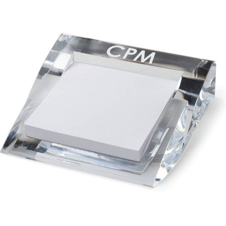 - My Monogram Personalized Acrylic Notepad and Holder