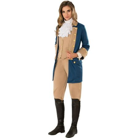 Womens Patriotic Woman Halloween Costume (Cheap Womens Halloween Costumes Uk)