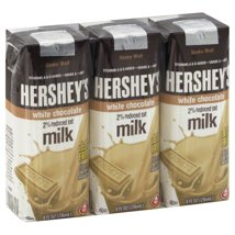 Shelf-Stable Milk: Hershey's Reduced Fat