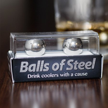 Balls of Steel - Classic Stainless - (Stainless Bell)