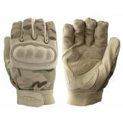 Damascus Protective Gear MX25-MH Nexstar III - MultiCam Print Gloves w/ Hard She