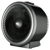 Mainstays 900-1500W Indoor 2-In-1 Portable Heater Fan