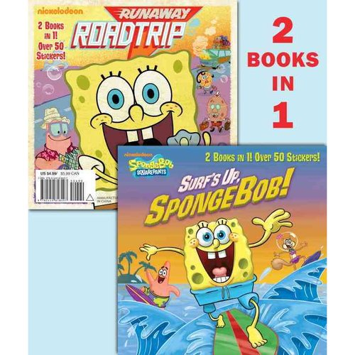 Surf's Up, Spongebob! / Runaway Roadtrip!