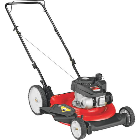 Yard Machines 21 Quot Gas Push Lawn Mower With Side Discharge