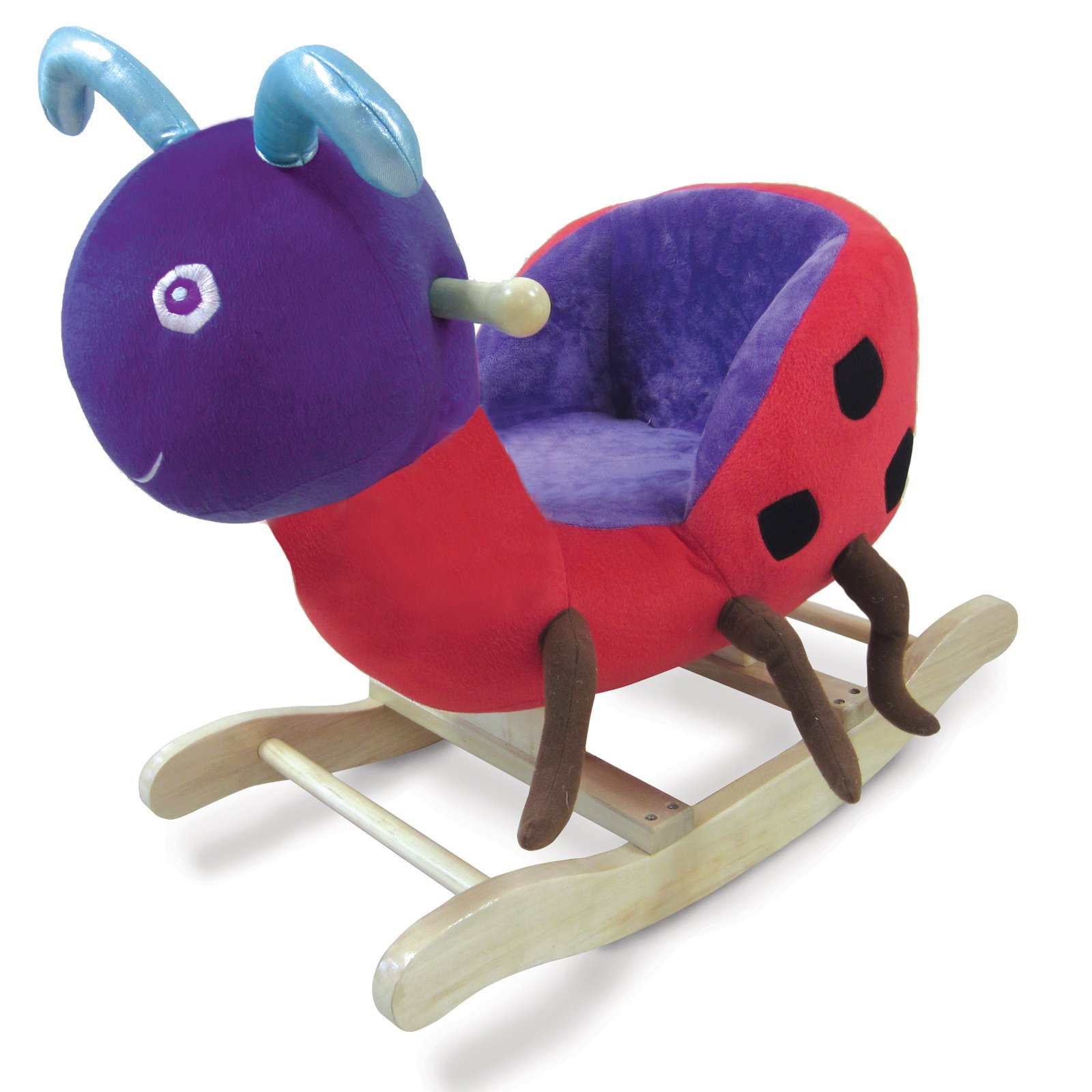 The World of Eric Carle Lady Bug Rocking Toy by Kids Preferred