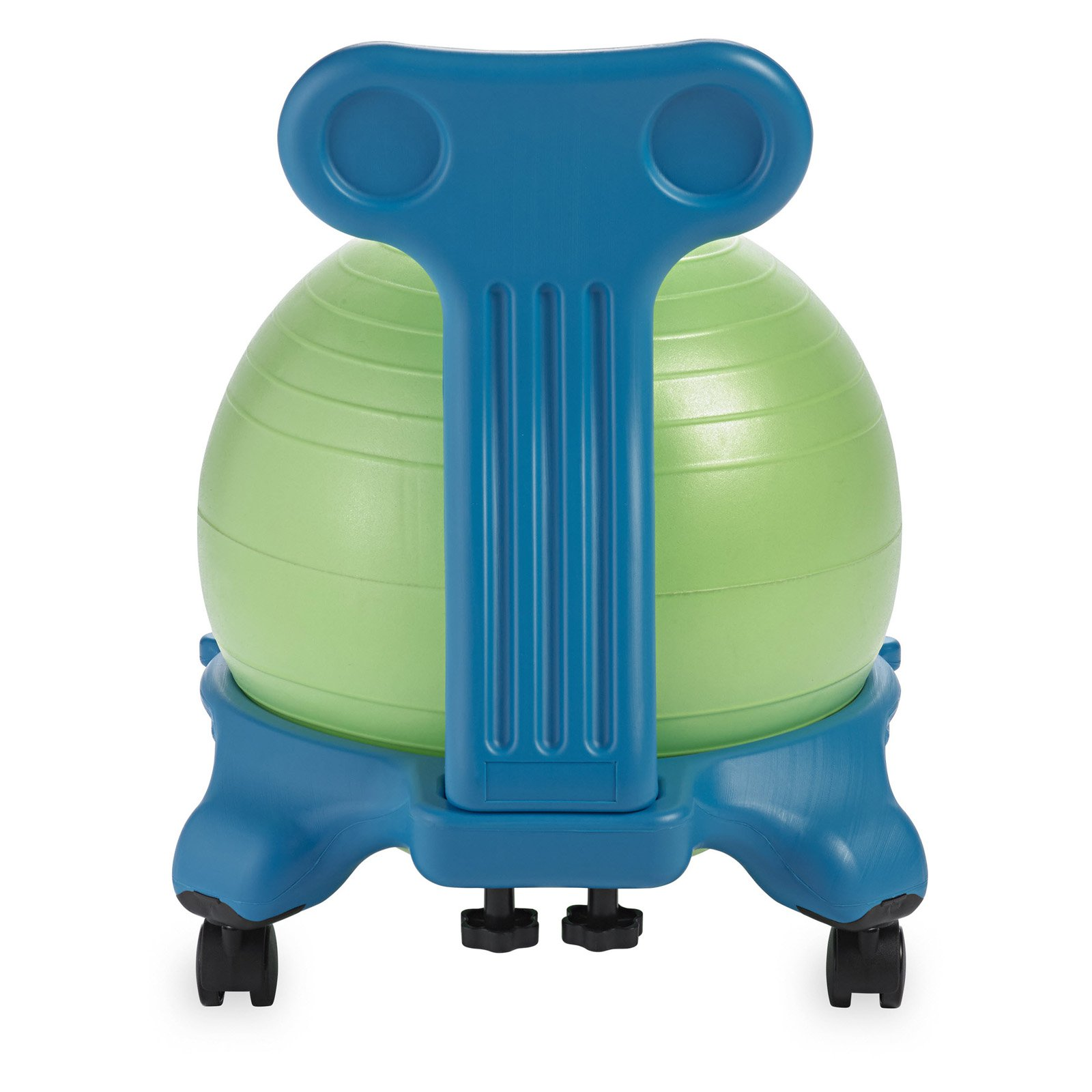 Remarkable Gaiam Kids Balance Ball Chair Purple Pink Caraccident5 Cool Chair Designs And Ideas Caraccident5Info