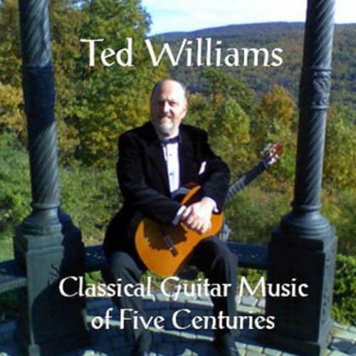 Classical Guitar Music of Five Centuries