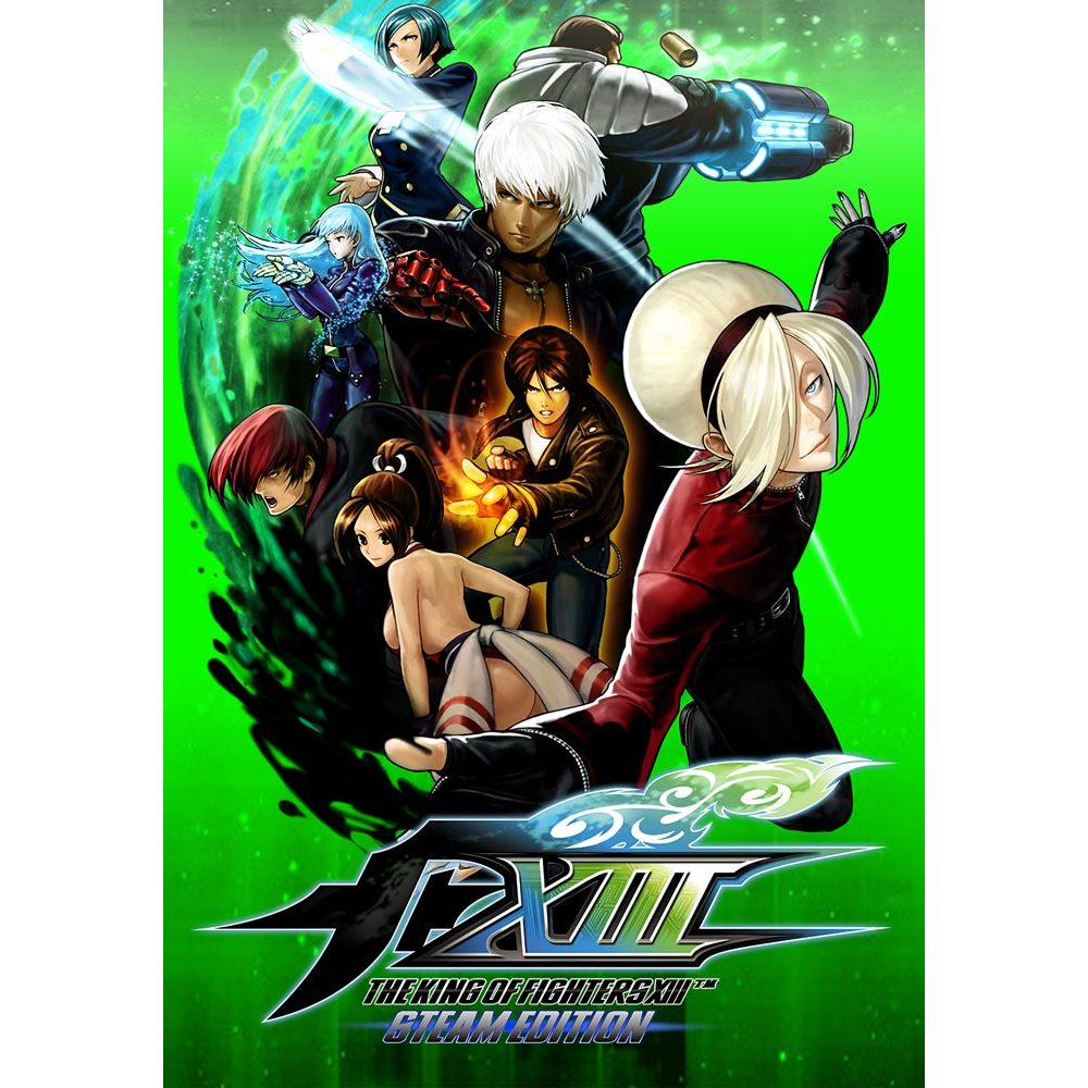 The King Of Fighters Xiii Steam Edition Snk Corporation Pc