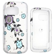 Soul Wireless NK5230SC017 Nokia 5230 Nuron Turtle Snap On Protective Case Cover