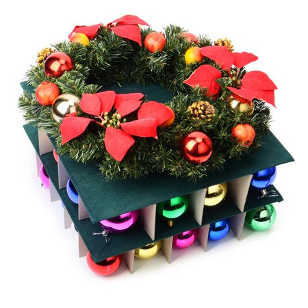Christmas Tree Storage Bag Organizer Tear Resistant Fabric Bag Xmas Garland Decorations Container-SortWise™ ...