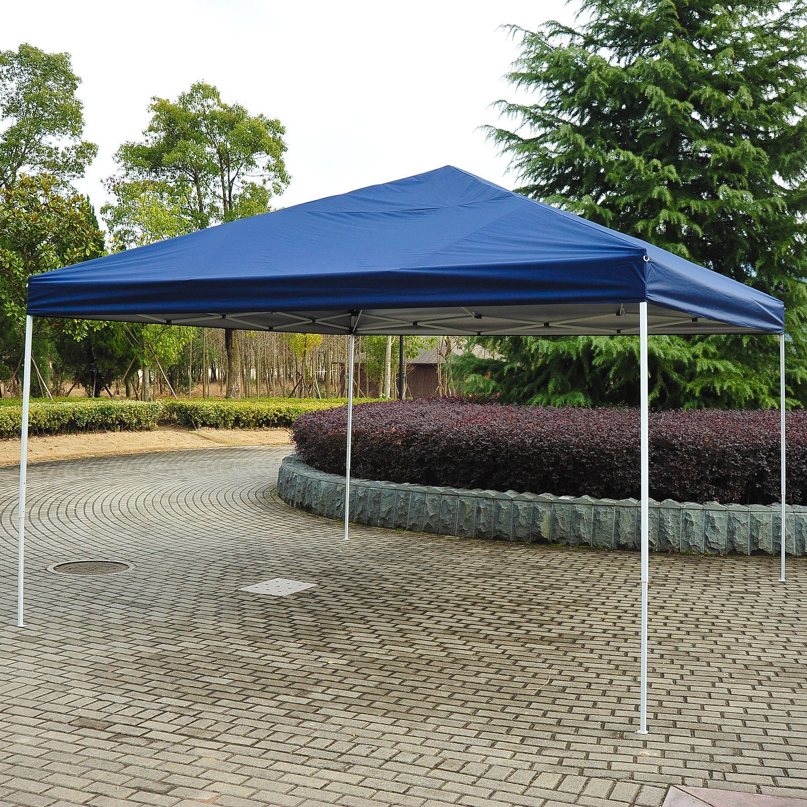 Outsunny 13 x 13 ft. Easy Pop Up Canopy