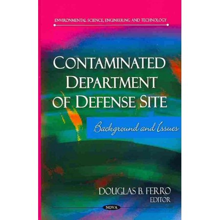 Contaminated Department Of Defense Site