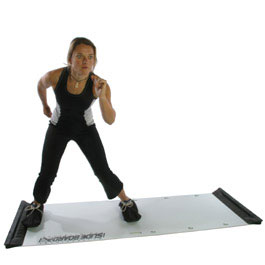 Fitterfirst Slide Board, 8'x1 4\ by Fitter First