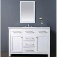 Dawn USA Milan 48'' Single Vanity Set with Mirror