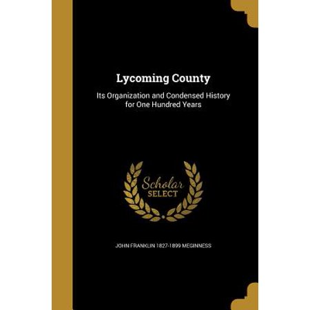 Lycoming County ()