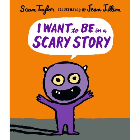 I Want To Be in a Scary Story](A Scary Halloween Story)