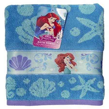 Disney Little Mermaid Ariel Cotton Bath/Beach/Pool -