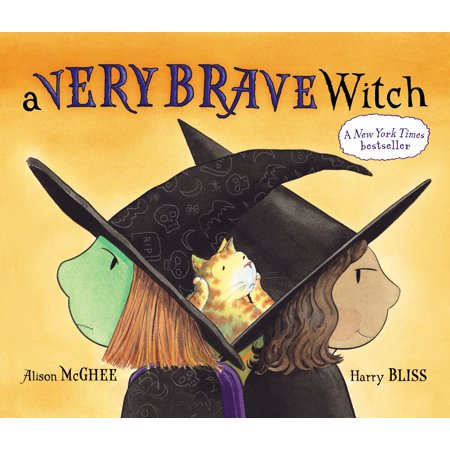 A Very Brave Witch (Reprint) (Paperback) - Halloween History Witches