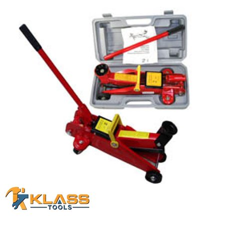 2ton mini floor jack blow
