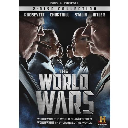 The World Wars (2 Disc) (DVD + Digital Copy) (With INSTAWATCH)