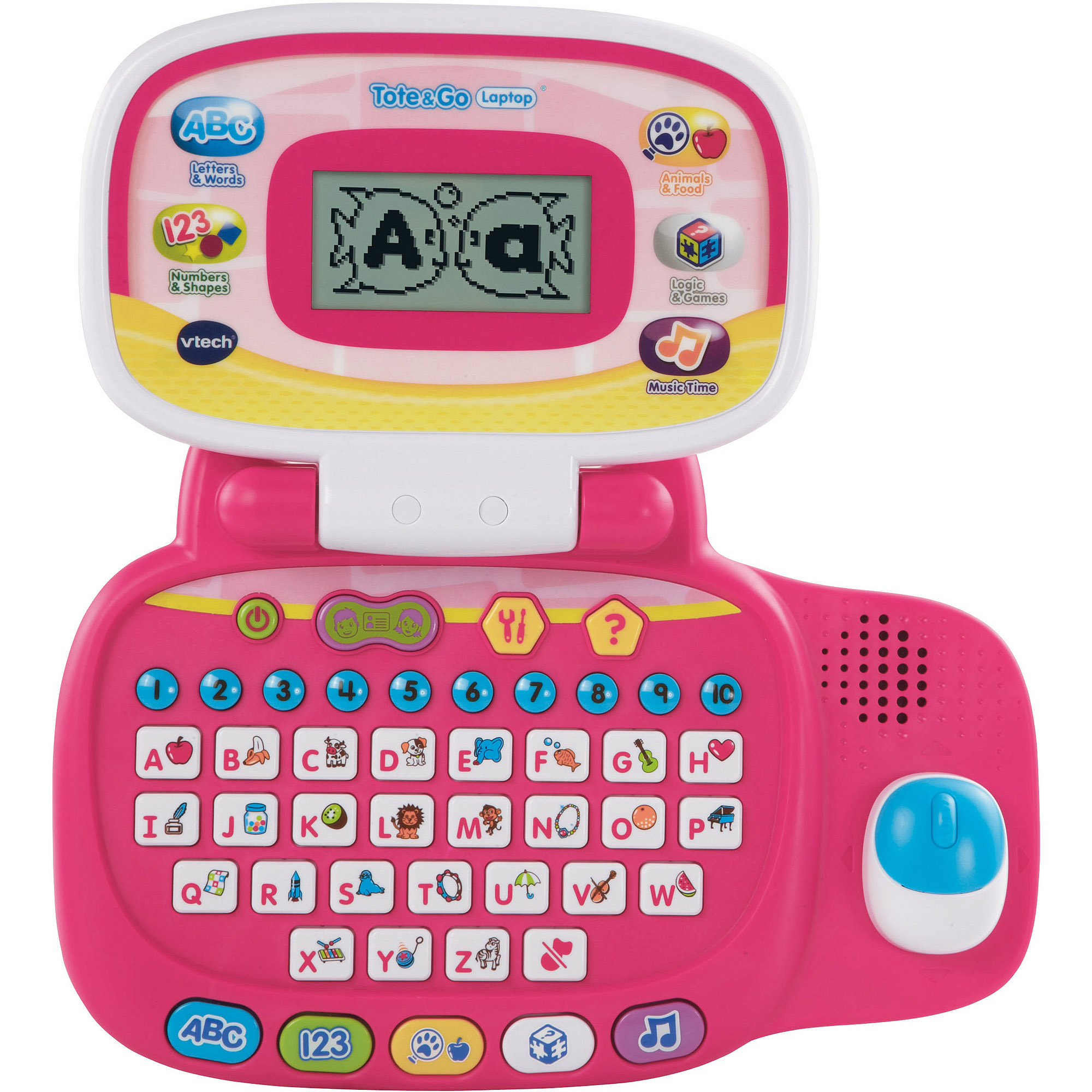 Tote & Go Laptop Pink Walmart
