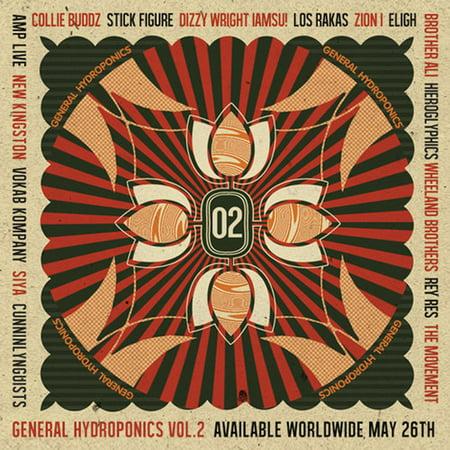 General Hydroponics & Ineffable Music 2 / Various (Generic Music)