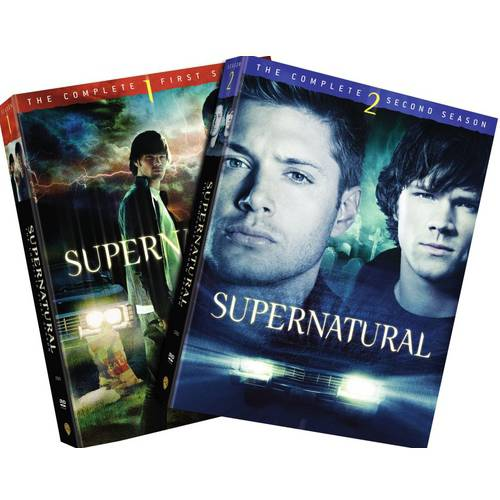 Supernatural: The Complete 1st And 2nd Seasons