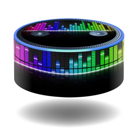 Skin Decal Wrap For Amazon Echo Dot  1St Generation  Cover Sticker Keep The Beat