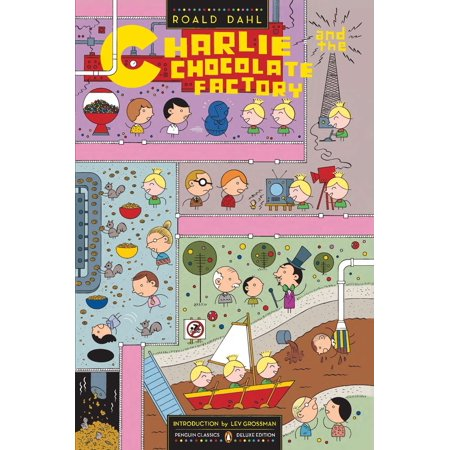 Charlie and the Chocolate Factory : (Penguin Classics Deluxe