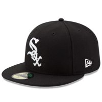 Chicago White Sox New Era Game Authentic Collection On-Field 59FIFTY Fitted Hat - Black