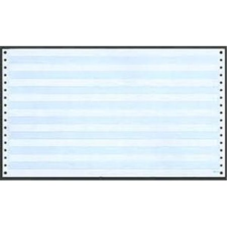 Prime-Kote Y80 10.62 x 8.5 In. 1-Part White 15# Bond Computer Forms - image 1 of 1