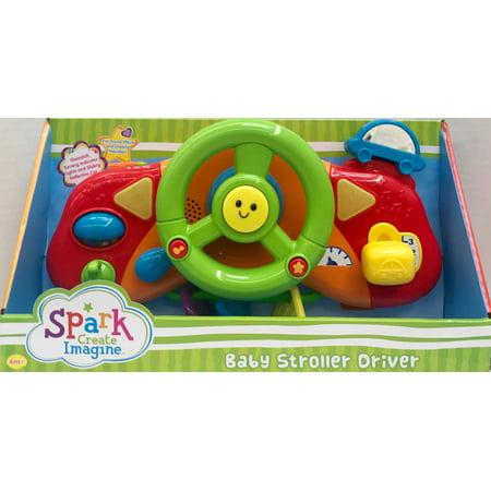 Spark Create Imagine Baby Stroller Driver Toy
