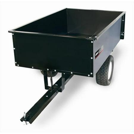 Ohio Steel Industries 3460HKD Pro 20 cu. ft. Steel Dump Cart; 1500