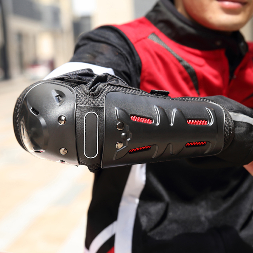 2pcs Knee Guards with 2pcs Elbow Pads Cycling Protective Equipment