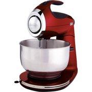 Sunbeam - Heritage Series Tilt-Head Stand Mixer - Metallic Red