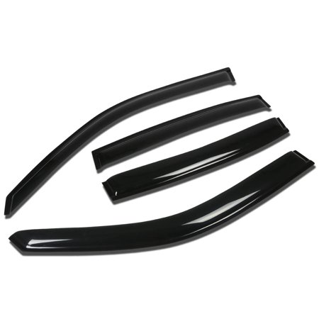 - For 1997 to 2005 Buick Park Avenue 4pcs Window Vent Visor Deflector Rain Guard (Dark Smoke) 98 99 00 01 02 03 04