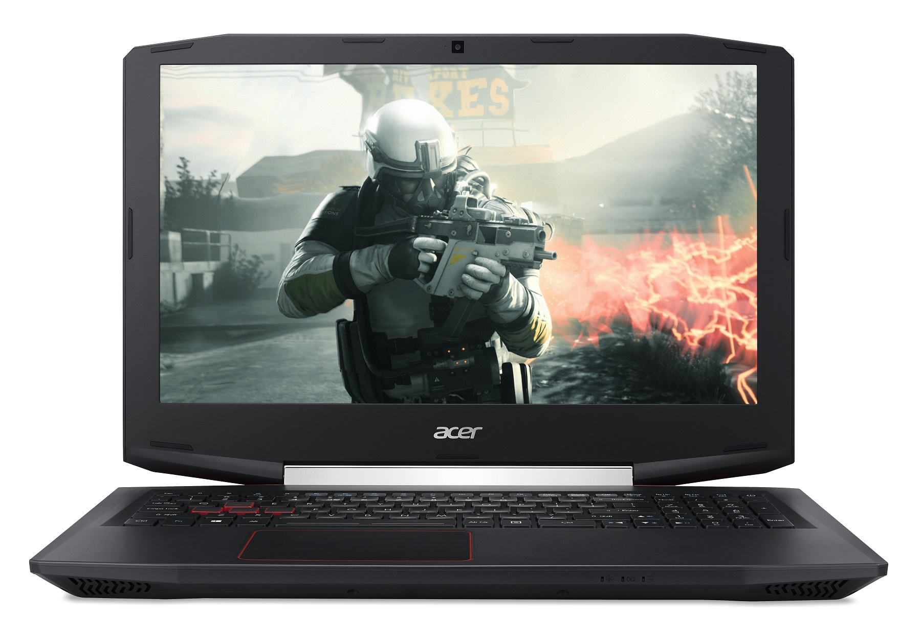 "Acer Aspire VX 15 VX5-591G-7061 Gaming Notebook i7-7700HQ Processor 2.8GHz 15.6"" GTX 1050 256SSD 16 GB... by Acer"