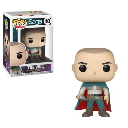 POP Comics: Saga S1 - The - Will Pop