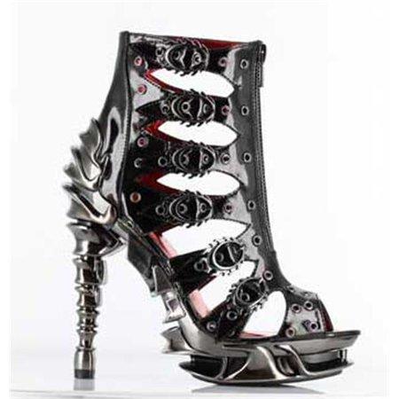 Hades CRIMSON-BLK-6 Crimson Shoe - Black - Size  6 - image 1 de 1